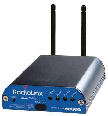 RadioLinx Intelligent Cellular Ethernet Gateway for Verizon